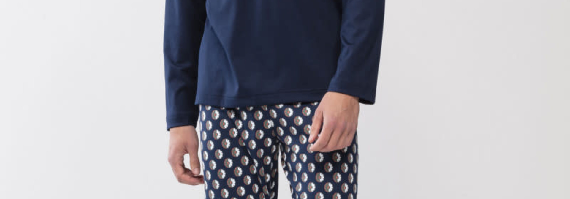 Pyjama lange mouw Shallow 72780