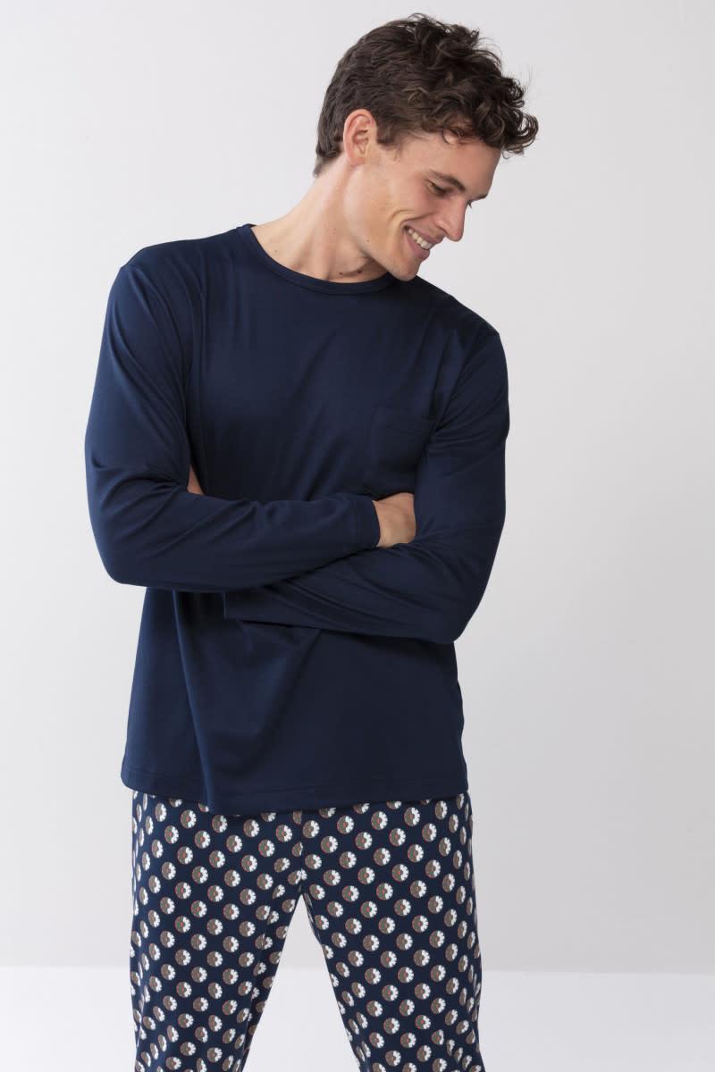 Pyjama lange mouw Shallow 72780-3