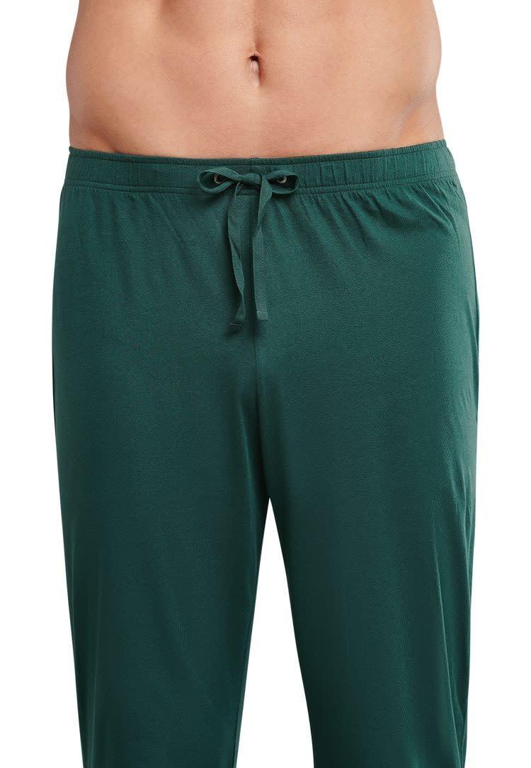 Pyjama lange mouw 159631 - groen-3