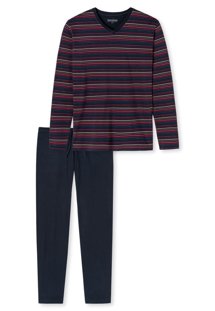 Pyjama lange mouw 171381-3