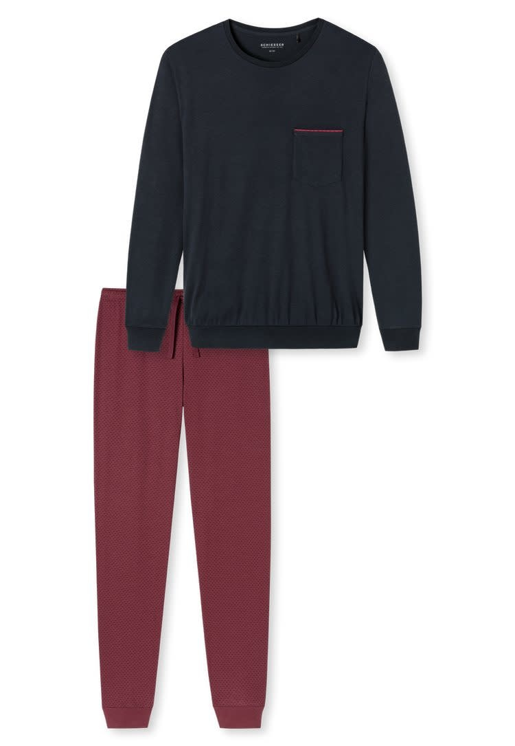 Pyjama lange mouw 171427-3