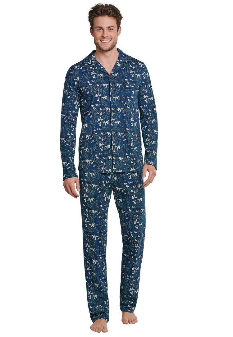 Pyjama lange mouw met knopen 171814 mt. 50-1