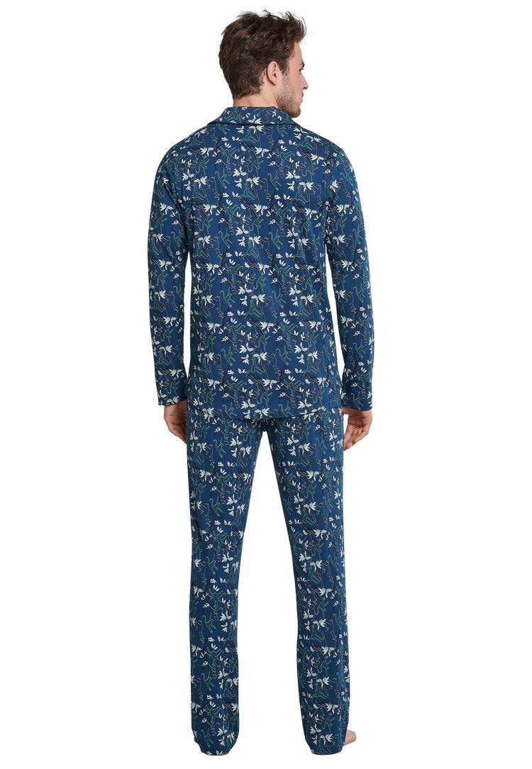 Pyjama lange mouw met knopen 171814 mt. 50-2