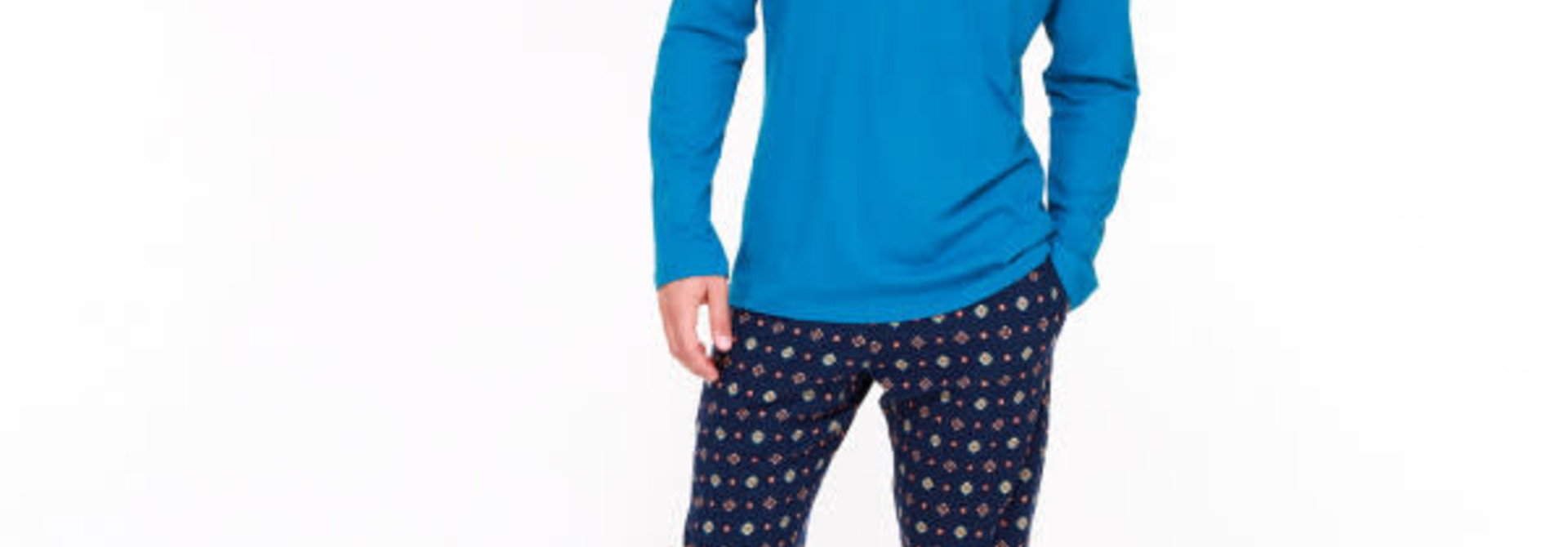 Pyjama lange mouw Marius 401983