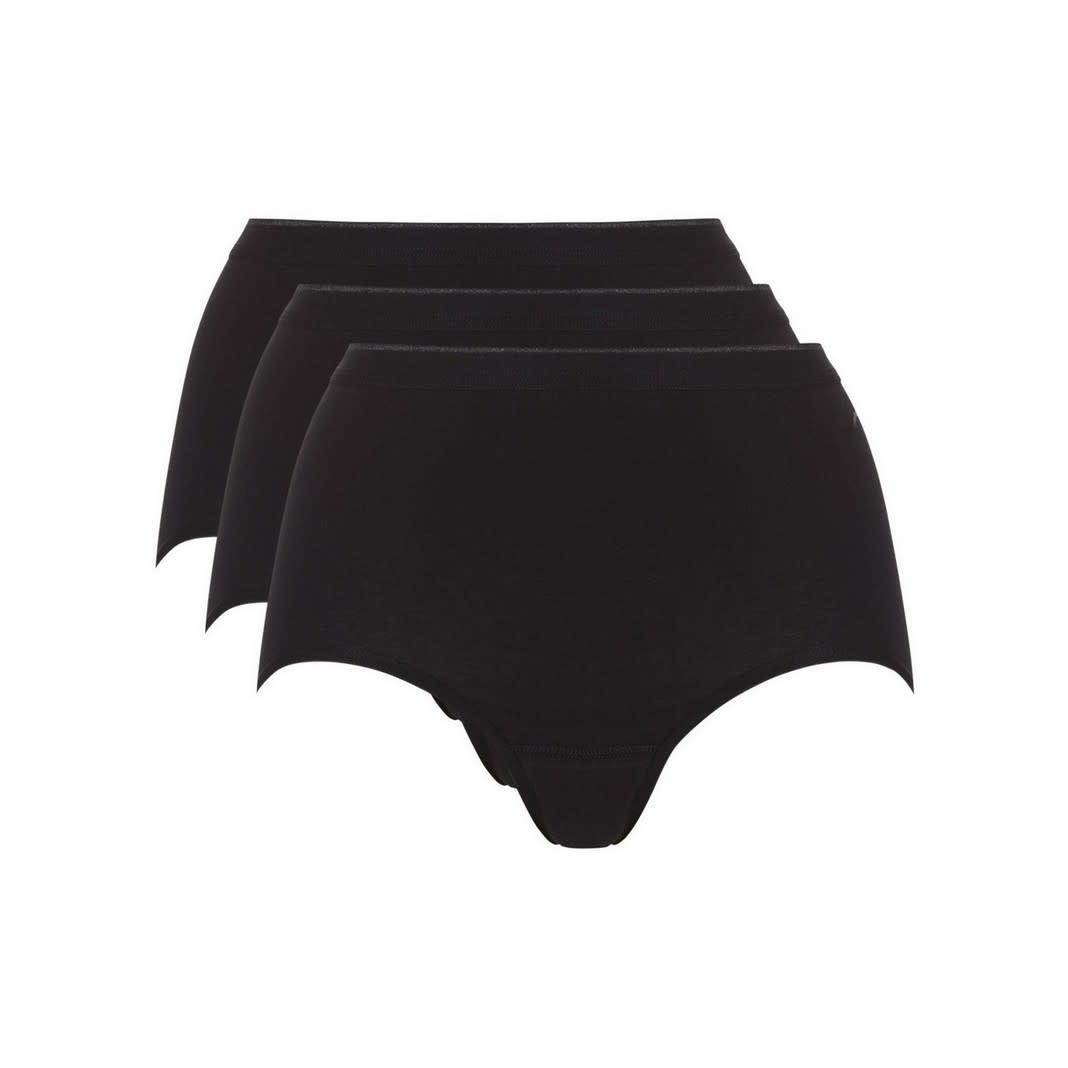 Maxi Basic 3-Pack 30192 - zwart-1