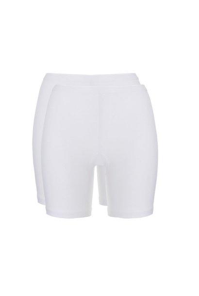 Short Long Basic 2-Pack 30196 - wit