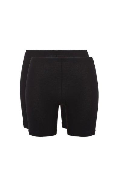 Short Long Basic 2-Pack 30196 - zwart