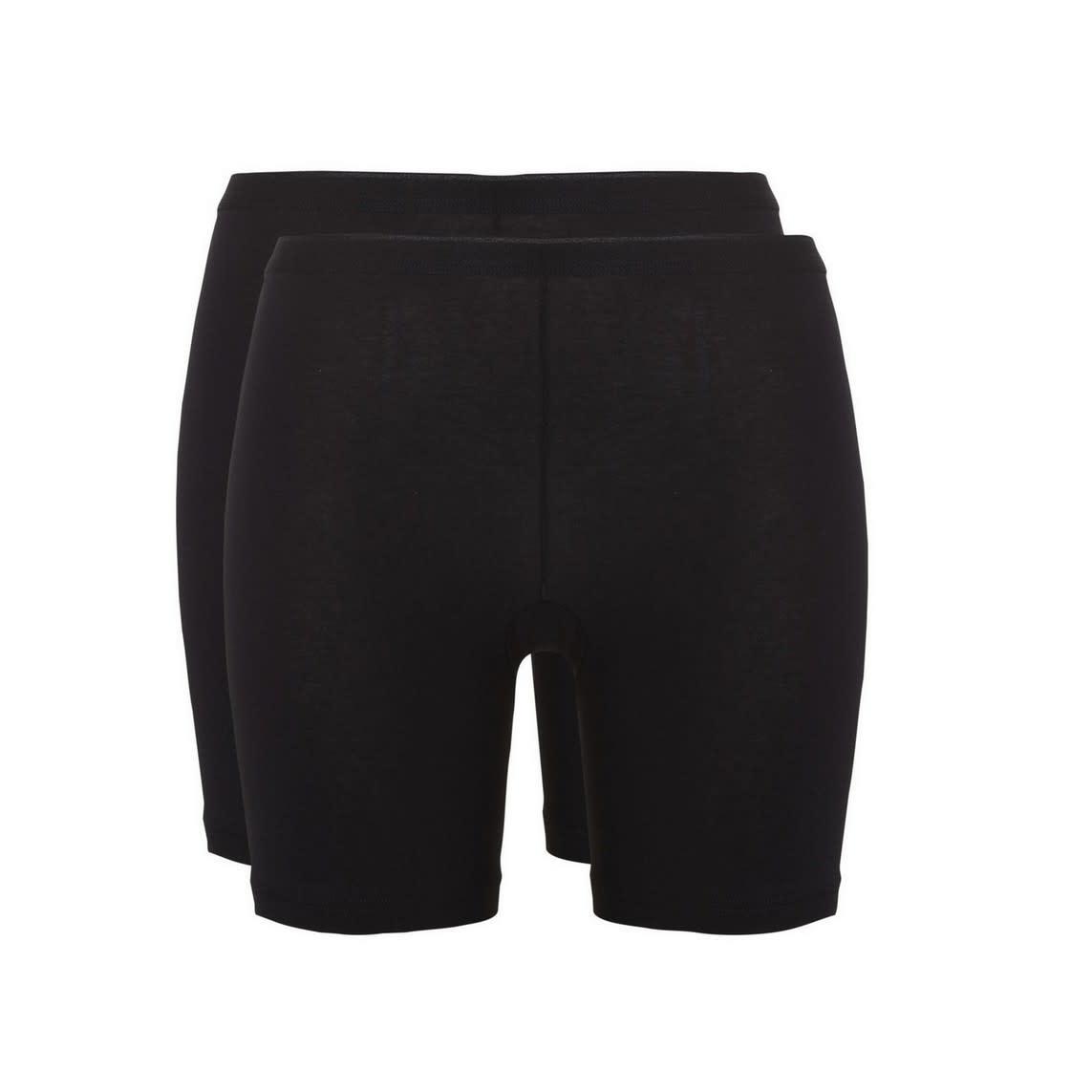 Short Long Basic 2-Pack 30196 - zwart-1