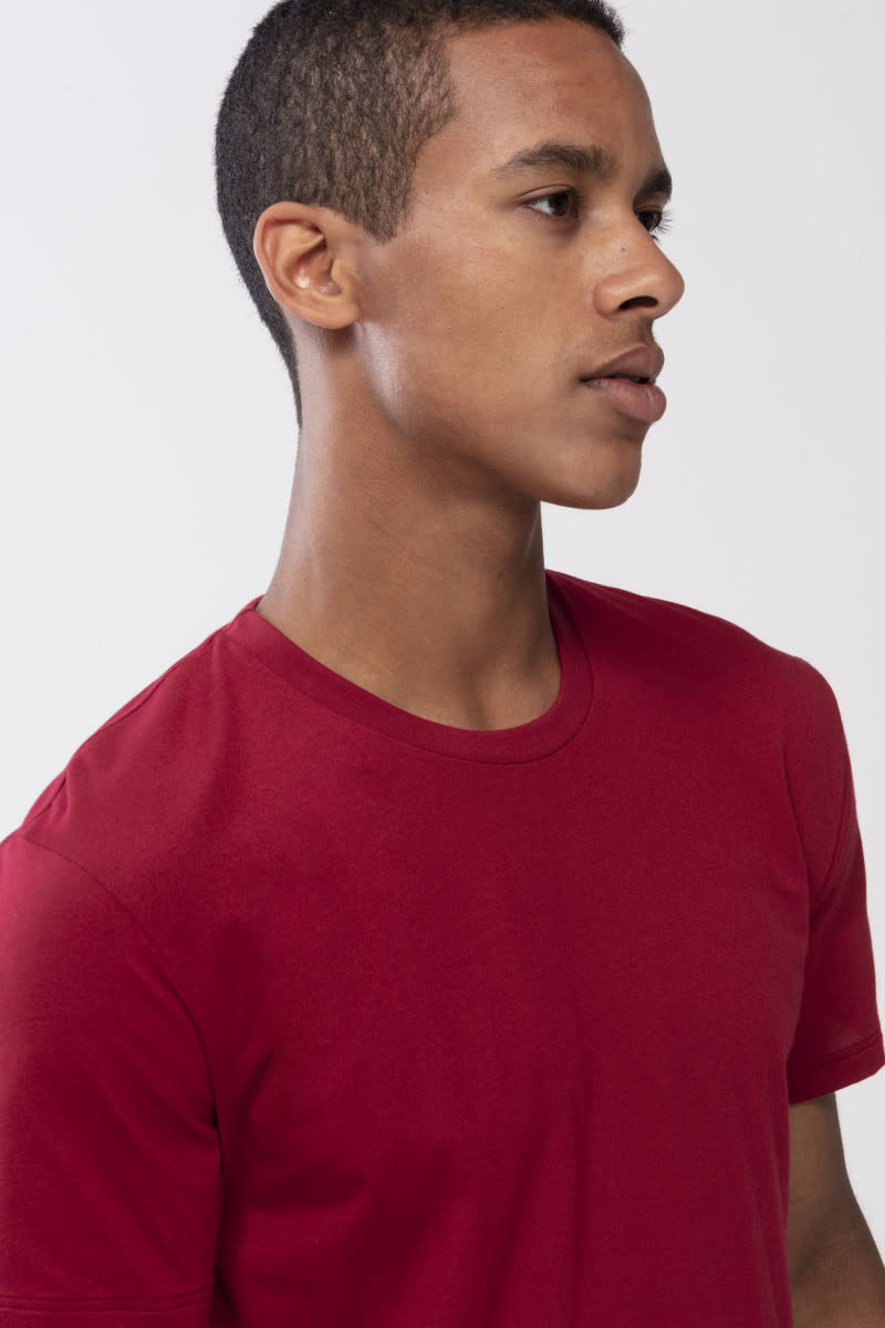 T-shirt ronde hals Dry Cotton 46502 - rood-3