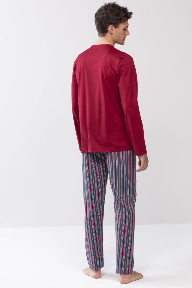 Pyjama lange mouw Wick 73281-2