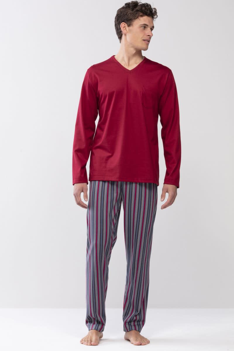 Pyjama lange mouw Wick 73281-1