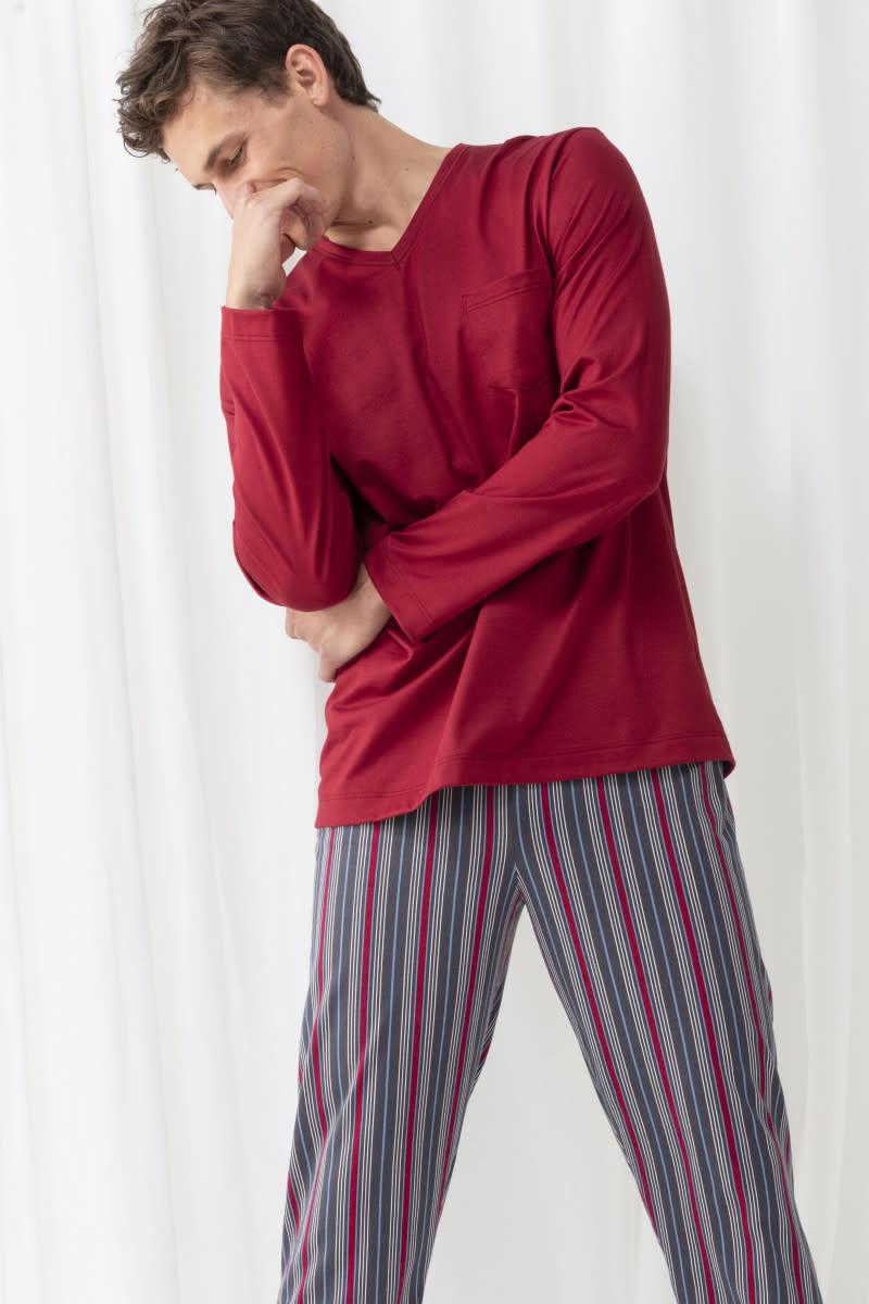 Pyjama lange mouw Wick 73281-3