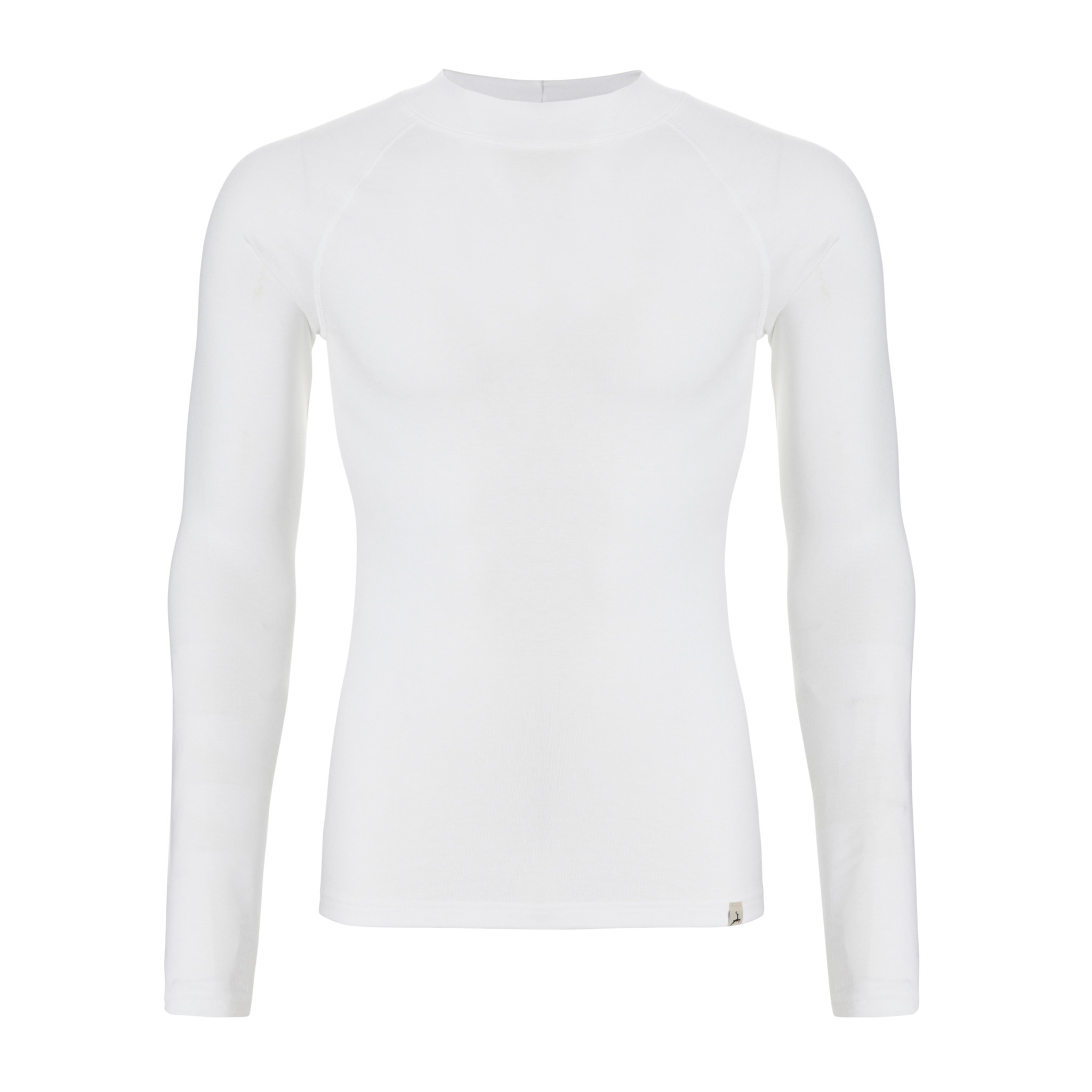 Thermo T-shirt lange mouw 30243 - wit-1
