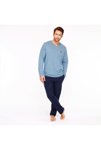Pyjama lange mouw Mathieu 401894