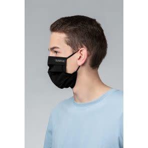 Heren mondmasker 39162 - zwart-2