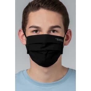 Heren mondmasker 39162 - zwart-1