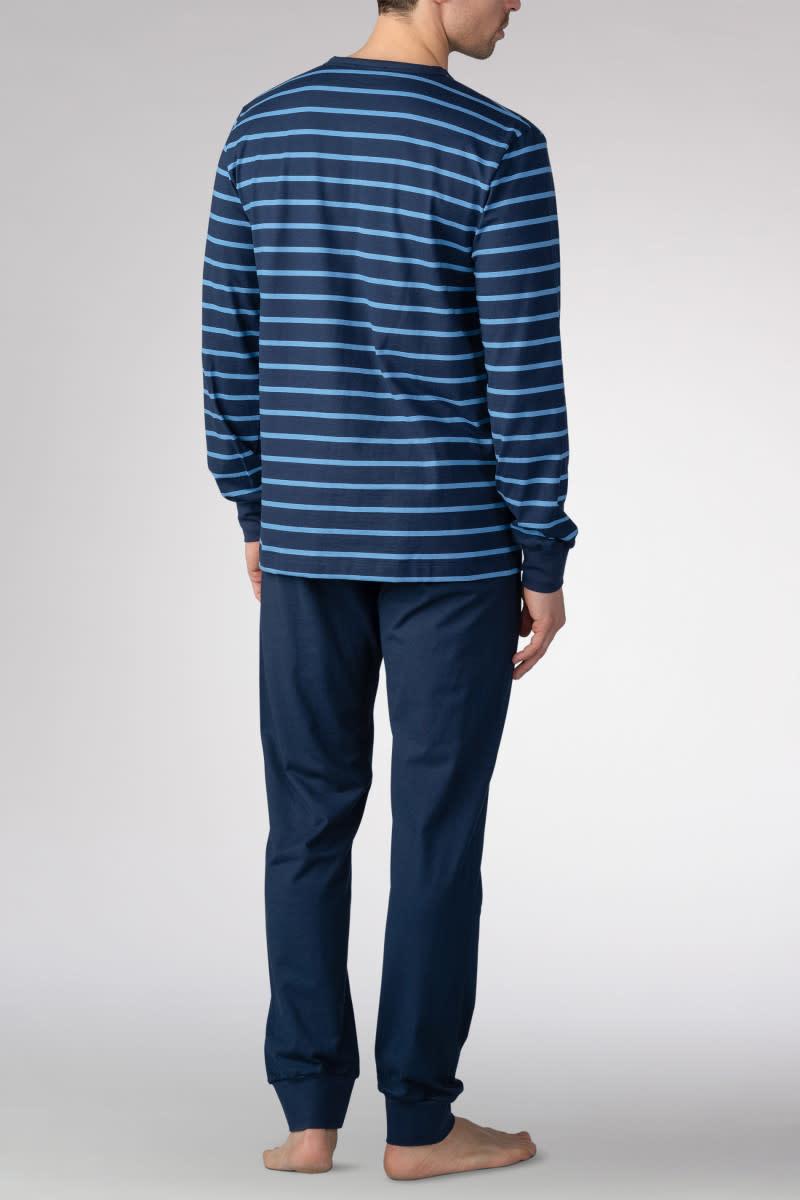 Pyjama lange mouw met boorden  Stratford 11289-2