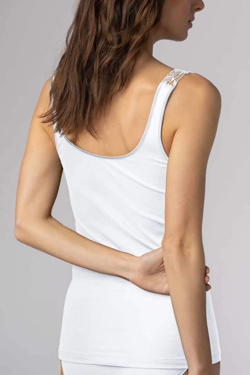 Hemd met kant Emotion Elegance 55362 - wit-2