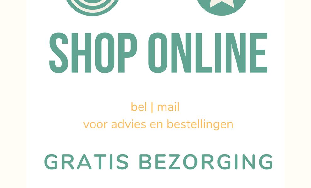 Shop online bij Mooi Eronder