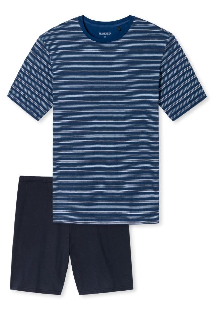 Pyjama korte mouw 162371 - mt. 54-1