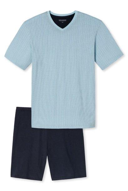 Pyjama korte mouw 162372 mt 52 & 54