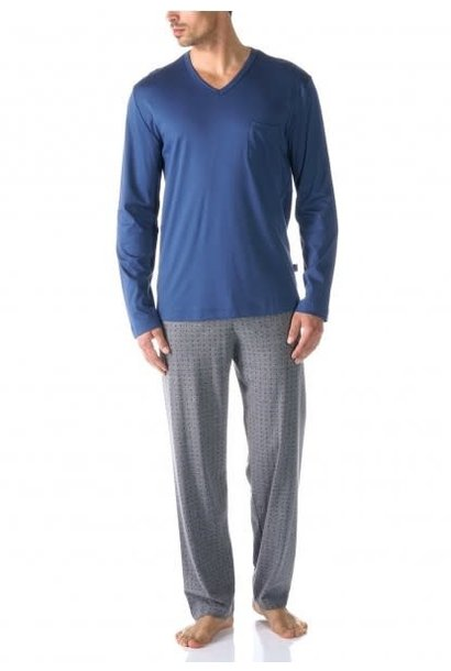 Pyjama lange mouw 14781 mt. 52