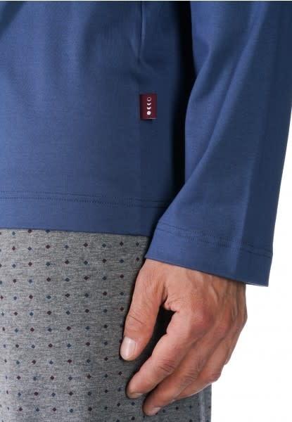 Pyjama lange mouw 14781 mt. 52-3