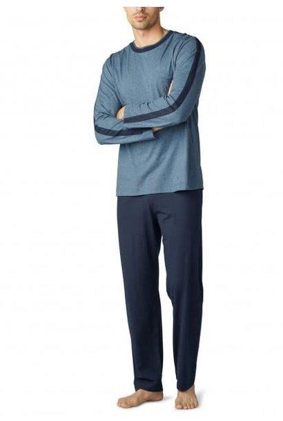 Pyjama lange mouw 17780 mt. 52