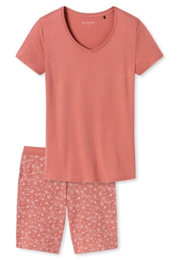 Pyjama korte mouw 165636 mt. 38-3