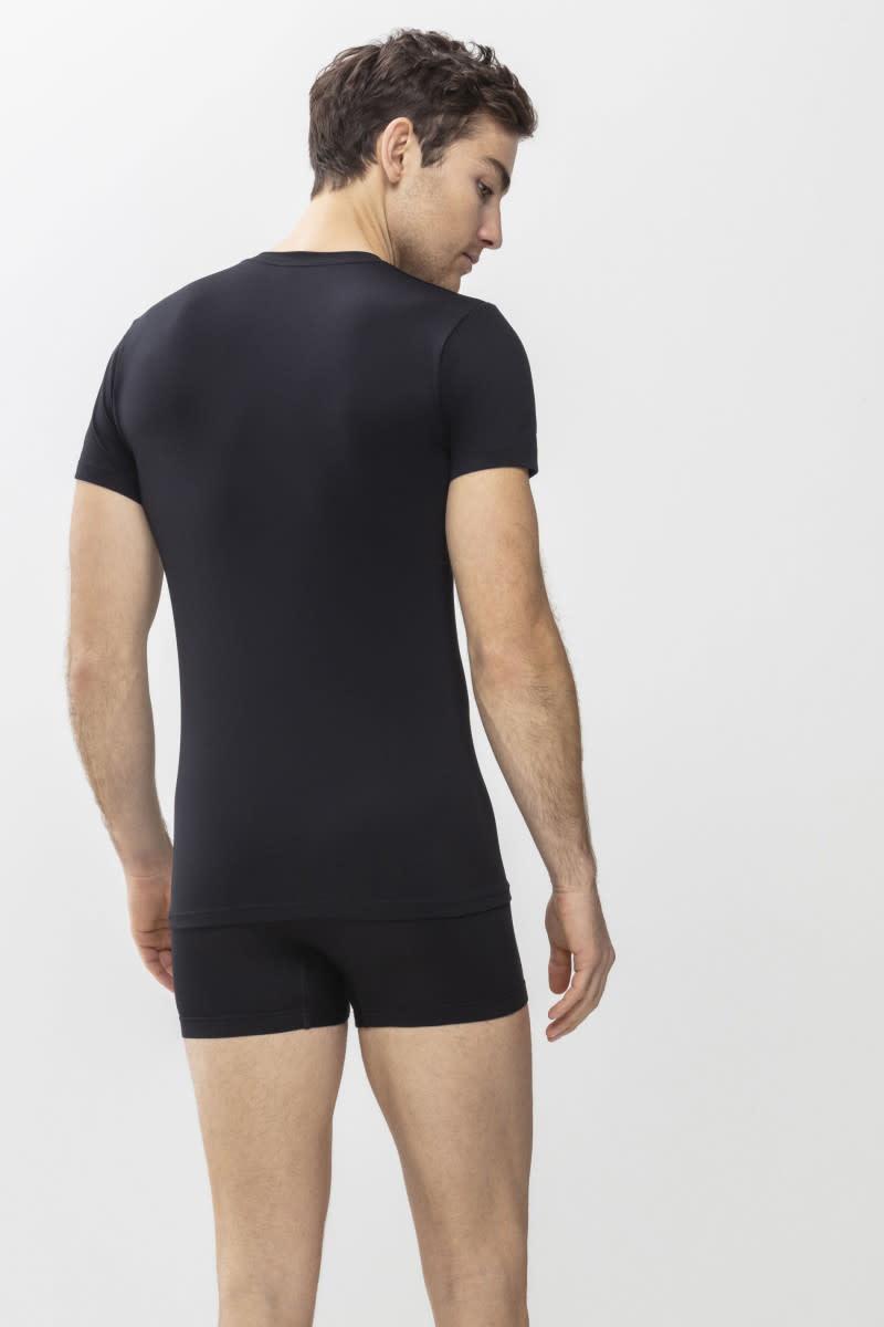 T-shirt hoge boord Software 42503 - zwart-2