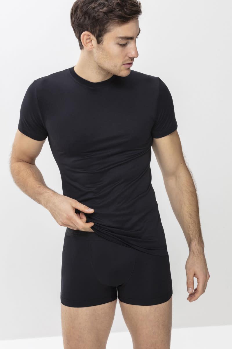 T-shirt hoge boord Software 42503 - zwart-1