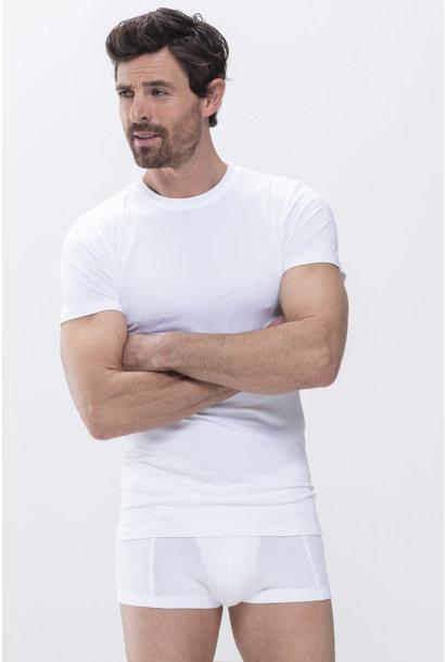 T-shirt hoge boord Software 42503 - wit