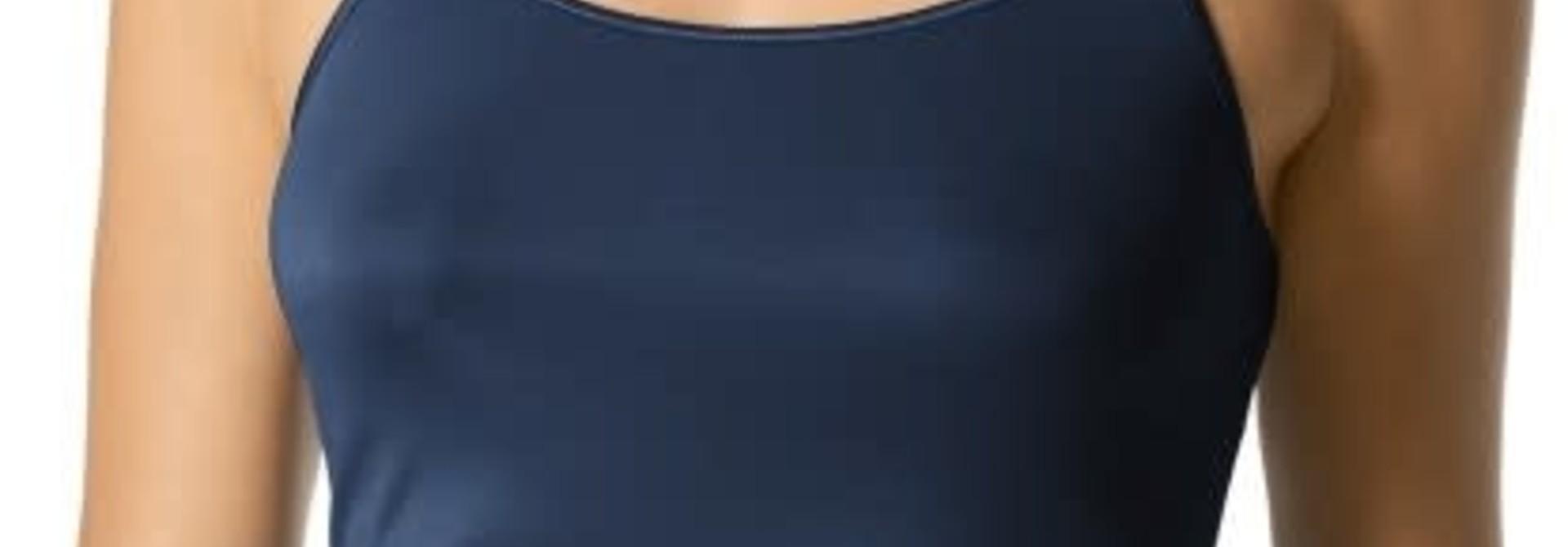Spaghetti Top Emotion 55201 - atlantic blue mt. 38