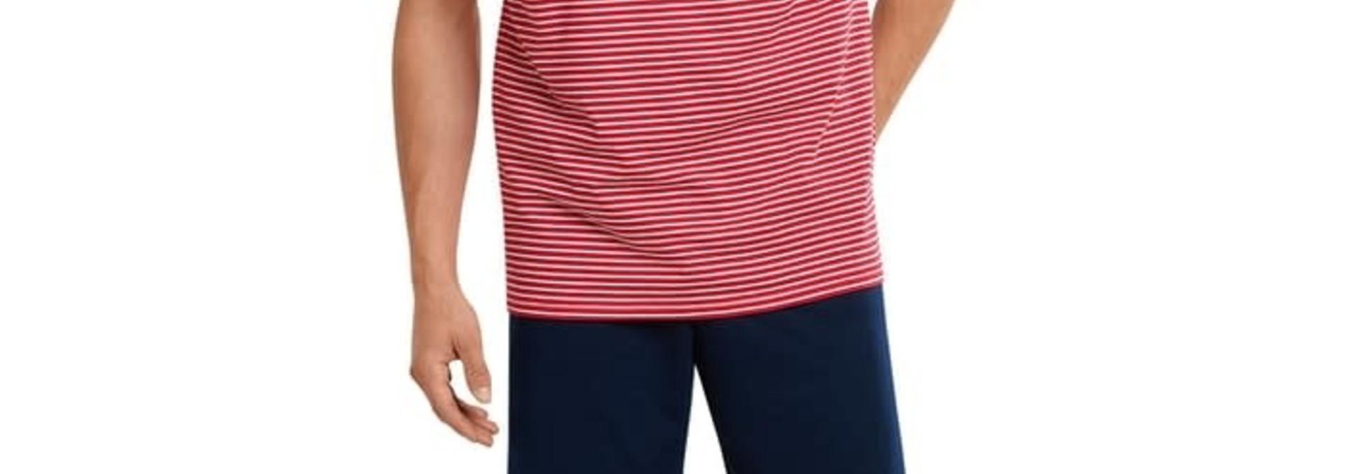 Pyjama korte mouw 173646 - rood