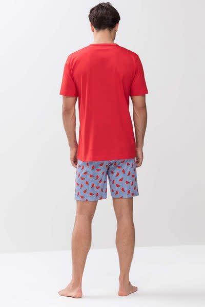 Pyjama korte mouw Silver Sands 33013-2