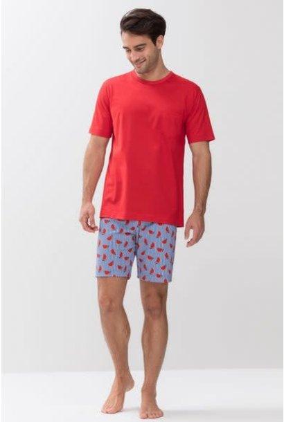 Pyjama korte mouw Silver Sands 33013