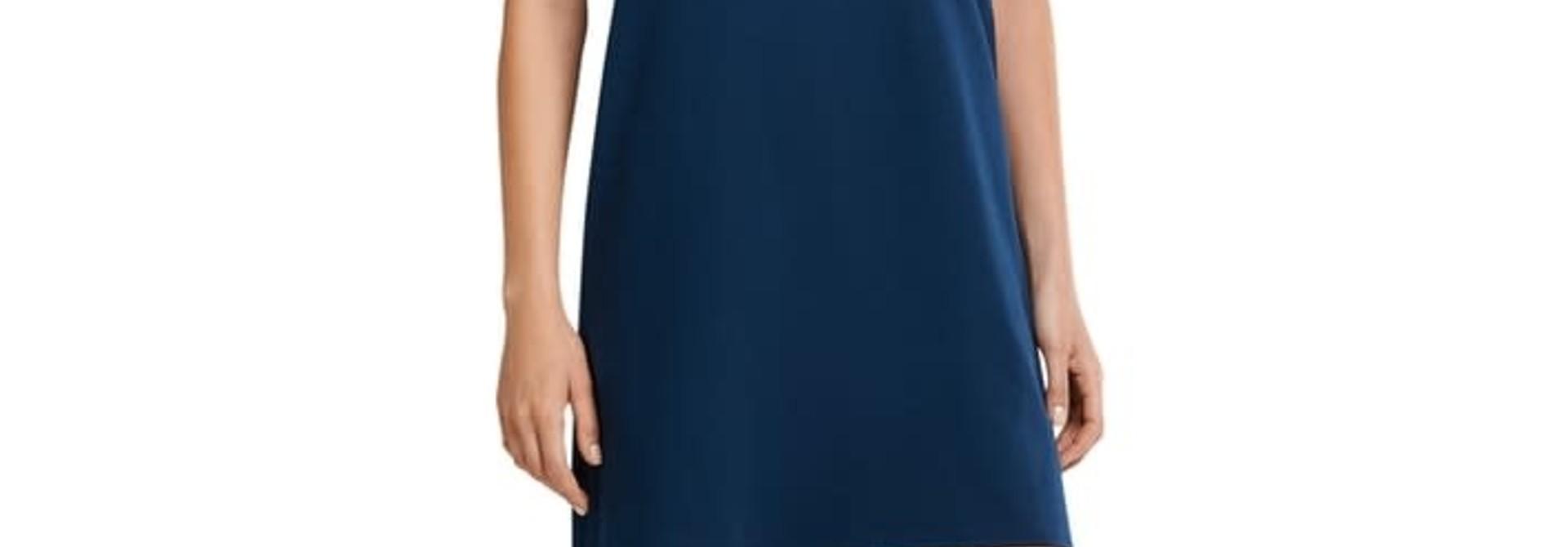 Nachthemd korte mouw 174668 - blauw