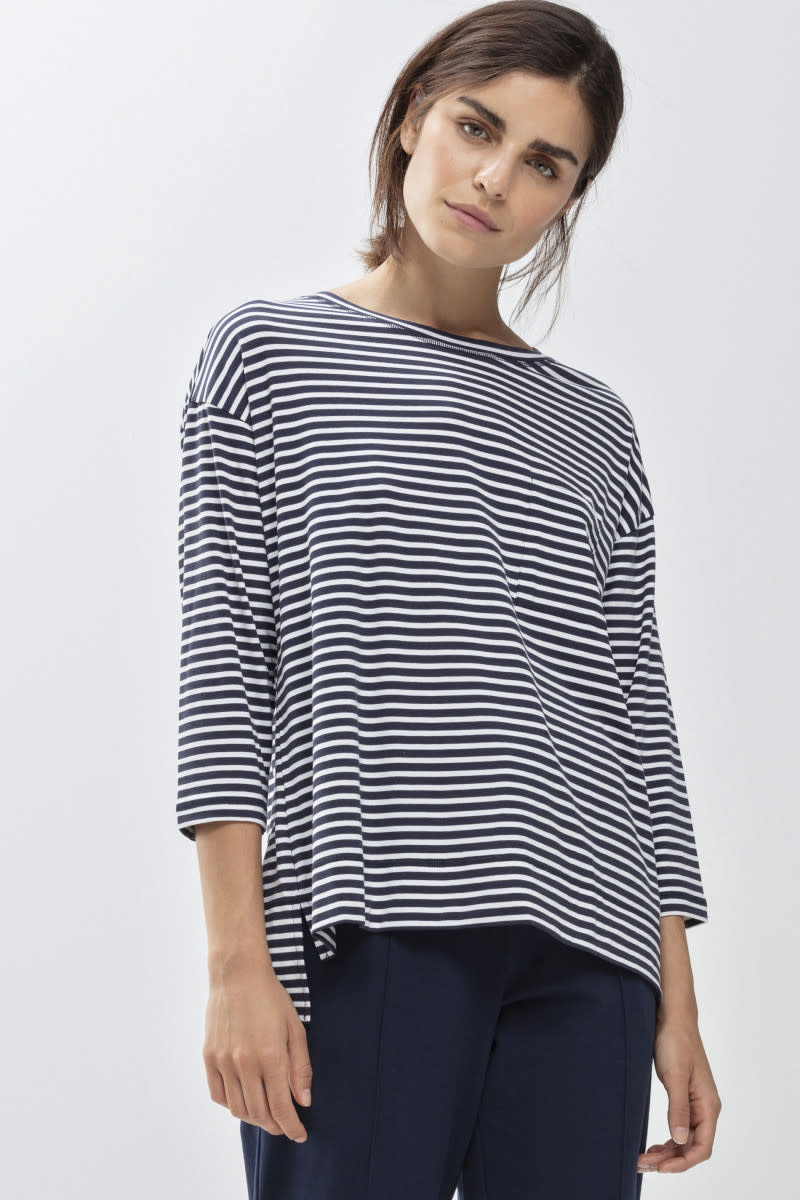 T-Shirt 3/4 mouw Oliv Night2Day 16819 mt. XL-1