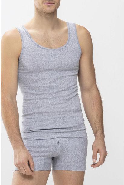 Singlet Casual Cotton 49100 - grijs