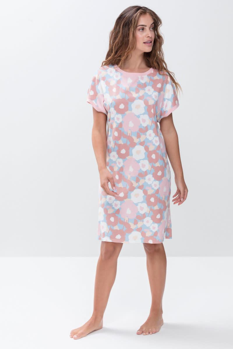 Nachthemd korte mouw  Emilie 11090-1