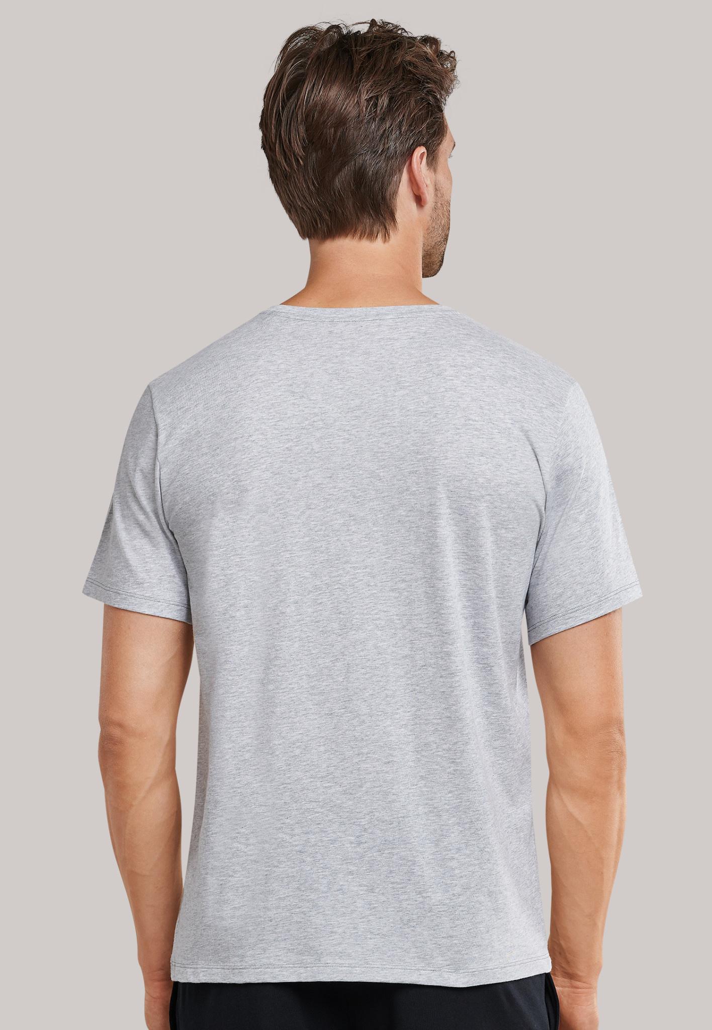 Shirt korte mouw Mix & Match 169872 - grijs-2