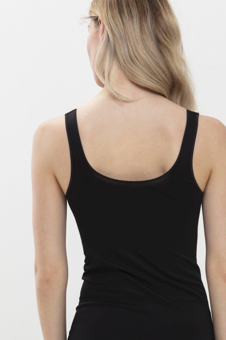 Hemd met kant Emotion Silhouette 55232 - zwart-2