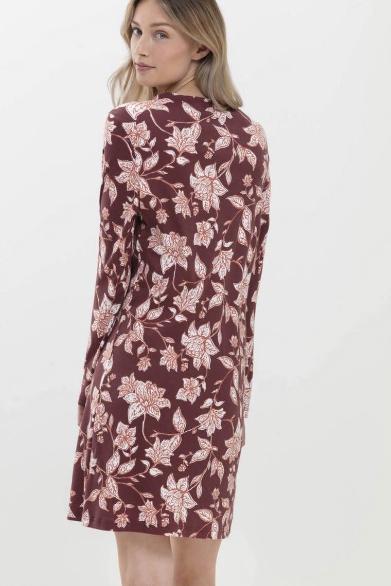 Nachthemd lange mouw Edda 11100-2