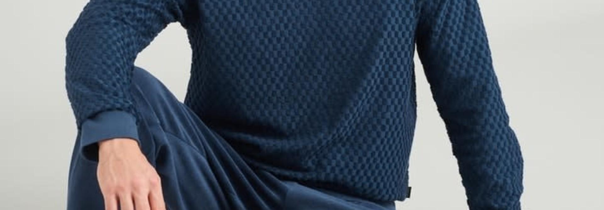 Badstof Pyjama lange mouw 175603