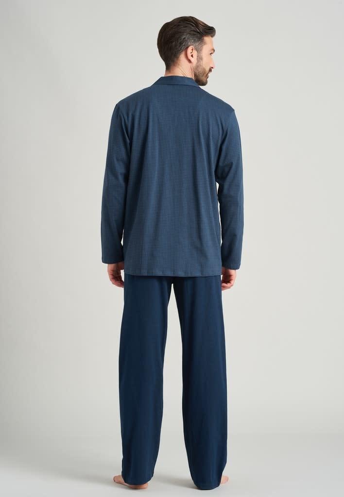 Pyjama lange mouw met knopen 175644-2