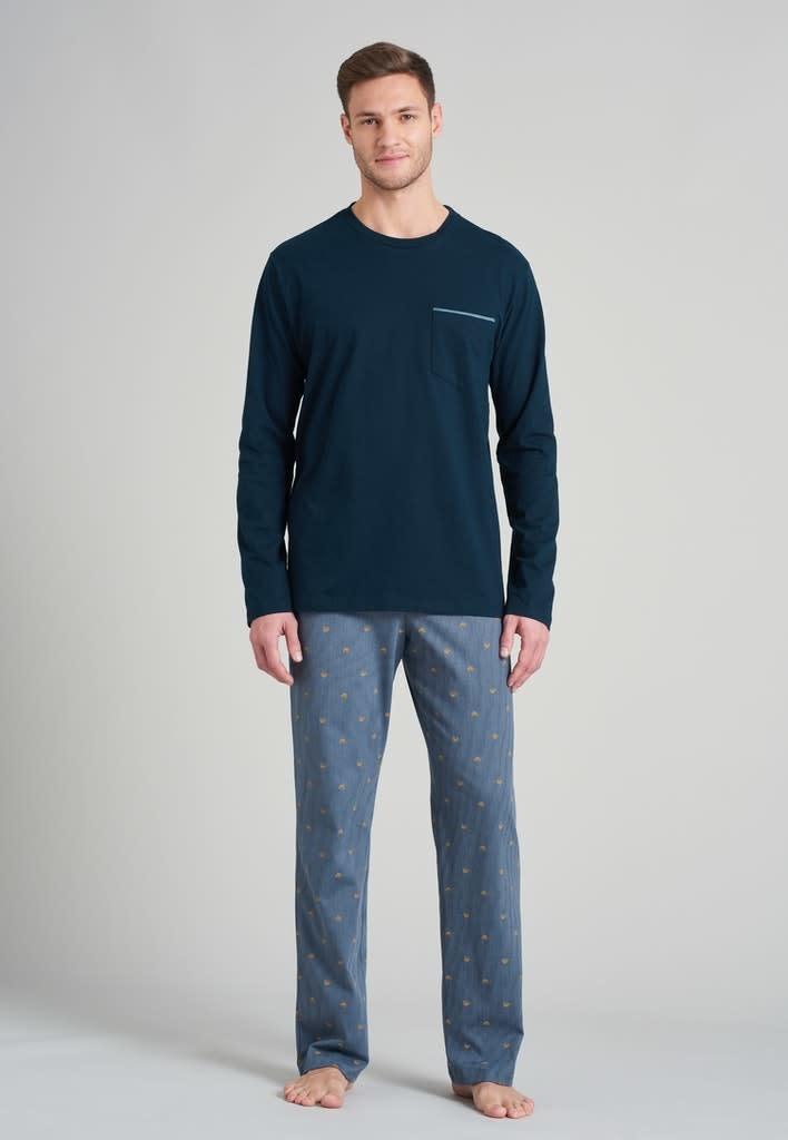 Pyjama lange mouw 175691 bowler hat-3