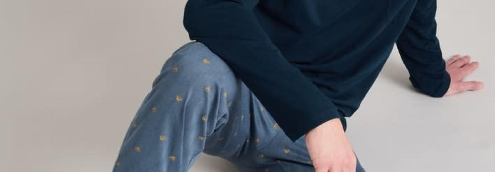 Pyjama lange mouw 175691 bowler hat