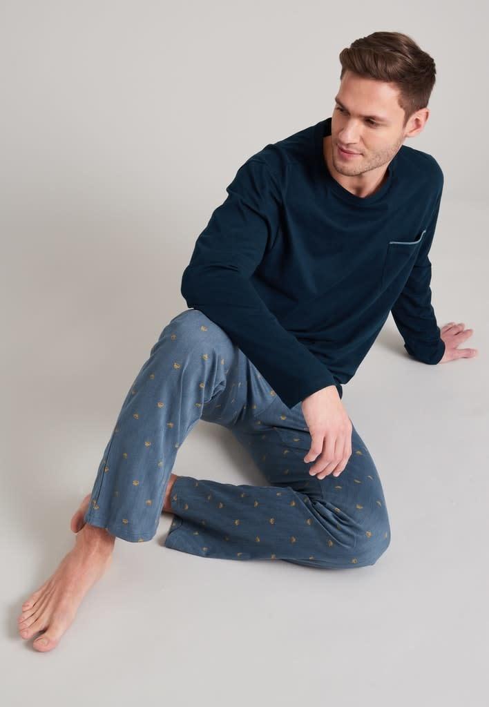 Pyjama lange mouw 175691 bowler hat-1