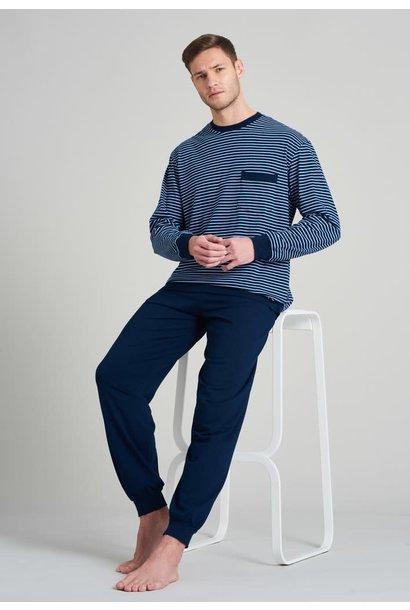 Pyjama lange mouw 175683 stripes