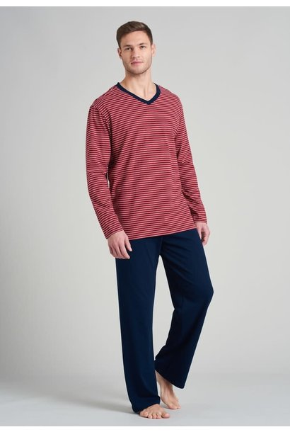 Pyjama lange mouw 175686